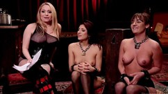 Sex-Party mit Mädchen